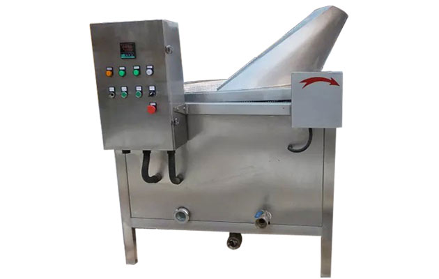 Automatic French Fries Deep Fryer Machine