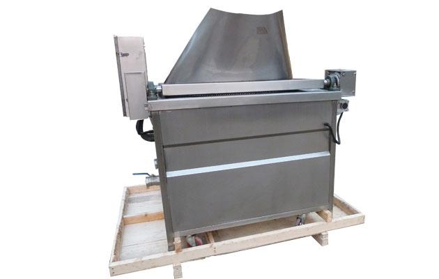 Snack Frying Machine