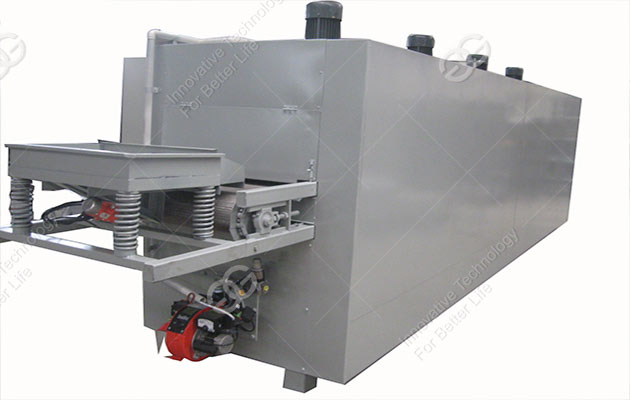 Cashew Nuts Roaster Machine