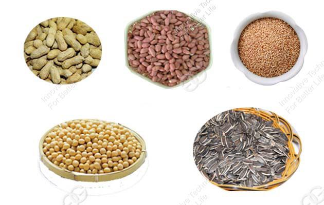 Commercial Nut Roasting Equipment