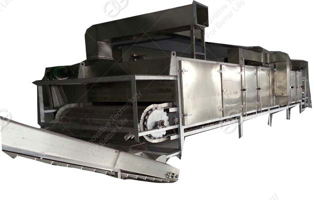 Commercial Nut Roasting Machine