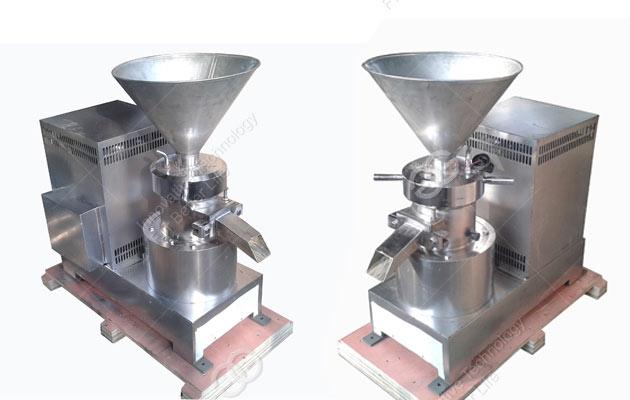 sesame tahini machinery