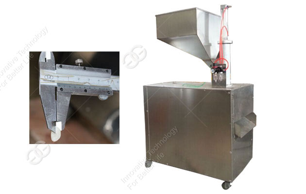 Manual Peanut Slicing Processing Machine Manufacturer