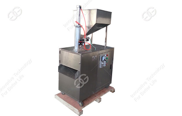 Manual Peanut Slicing Machine