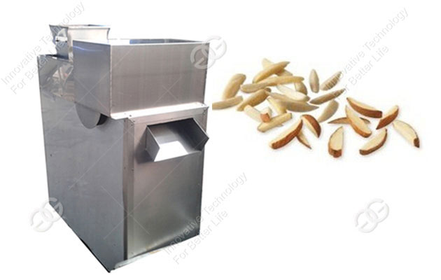 High Quality Commercial Peanut Strip Cutting Machine