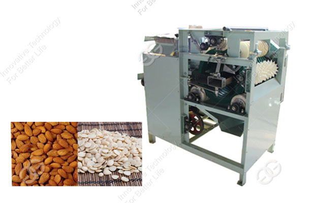 High Quality Commercial Wet Peanut Almond Peeling Machine