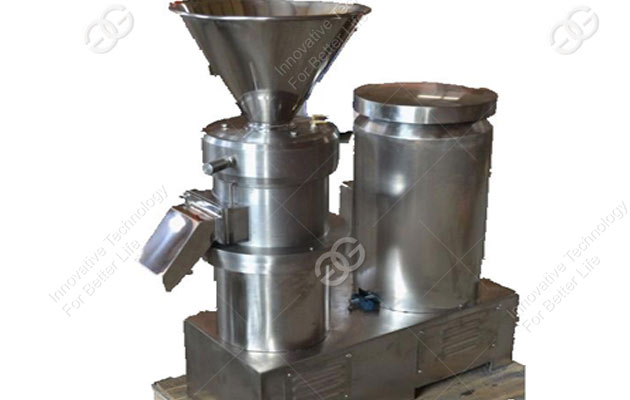 High Quality Peanut Paste Making Machine
