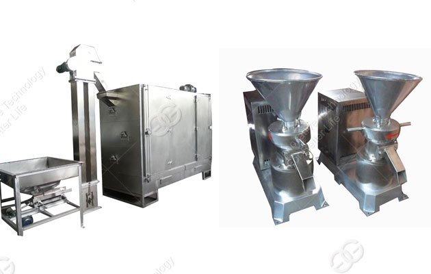 Sesame Paste Making Machine