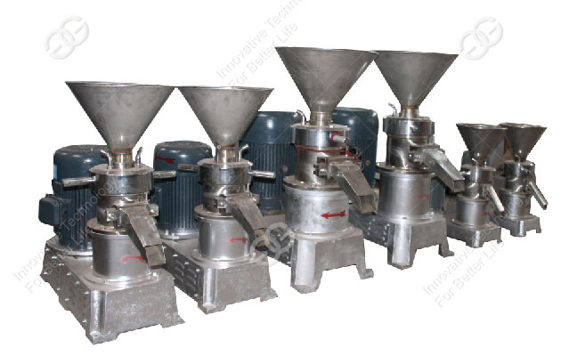 sesame paste making line