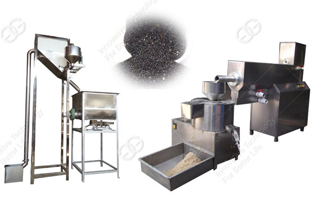 tahini making machine