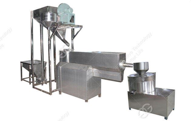 tahini making machine China