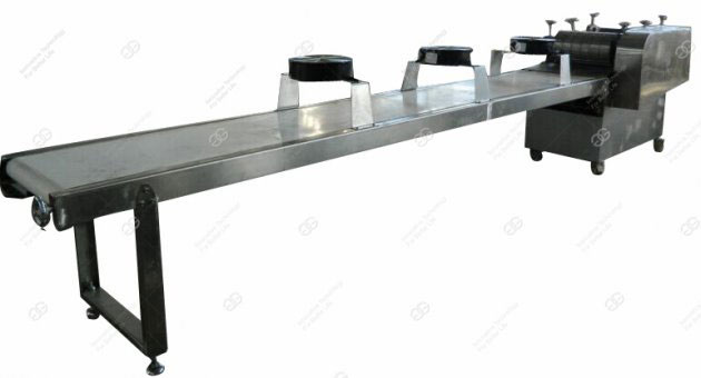 Large Capacity Good Performance Sesame Bar Production Line