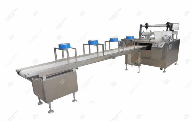 Automatic Rice Krispies Treats Production Line