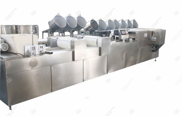 Rice Krispies Treats Production Line