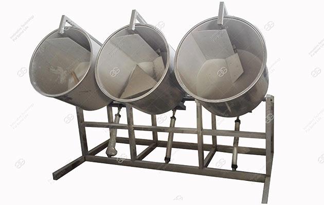 Caramel Treats Production Line