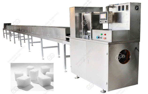 Sugar Cube Making Machine