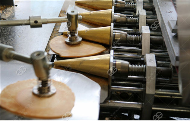 Ice Cream Cone Production Line GELGOOG