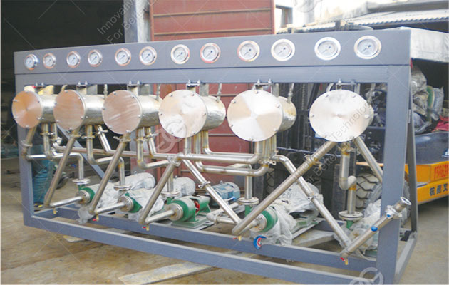 Quality Starch Hydrocyclones