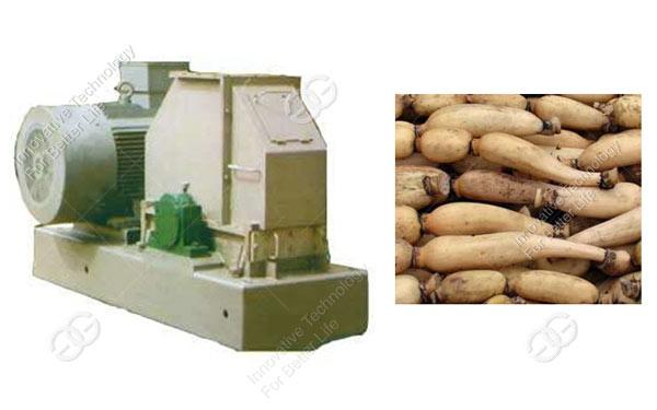 rasping machine