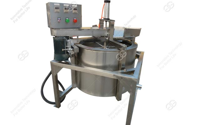Germany Customer has been ordered the Potato Chips Deoiling Machine