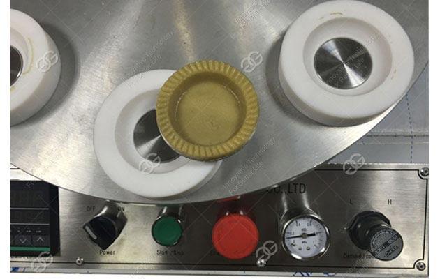 egg tart maker machine