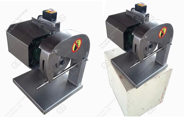 chicken meat cutting machine