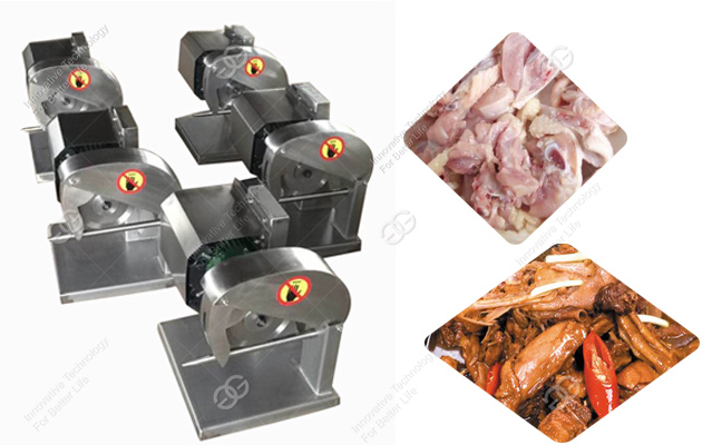 poultry split machine