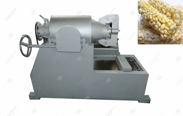 puffed machine