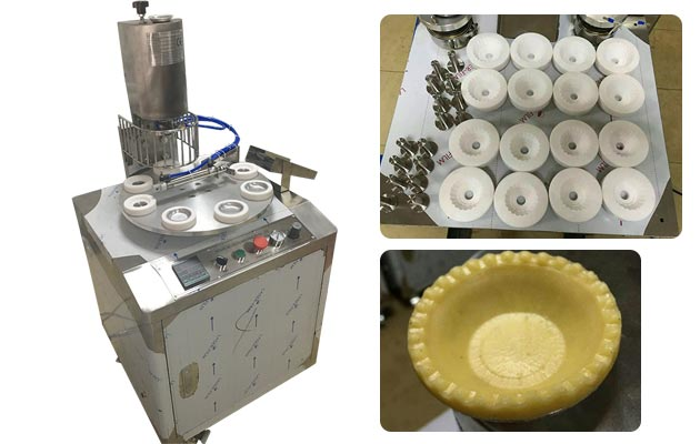 Egg Tart Akin Maker