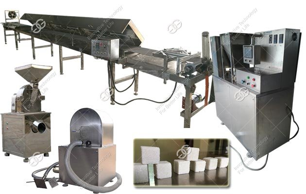 Cube Sugar Production Line Supplier
