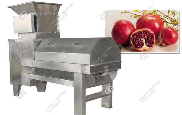 pomegranate peeler machine