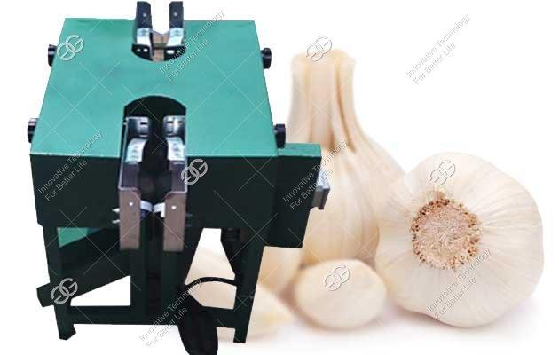 garlic root cutter