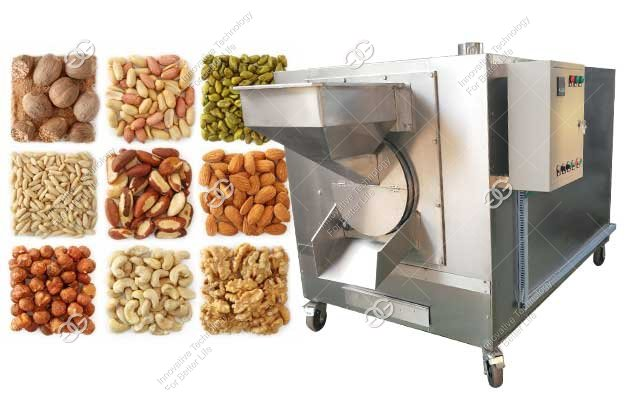 mani roasting machine