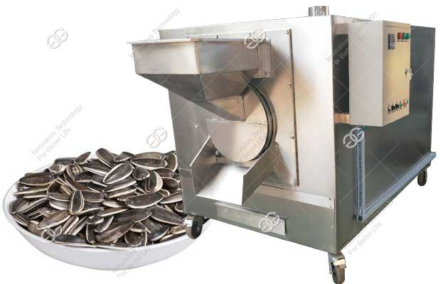 melon seed roasting machine