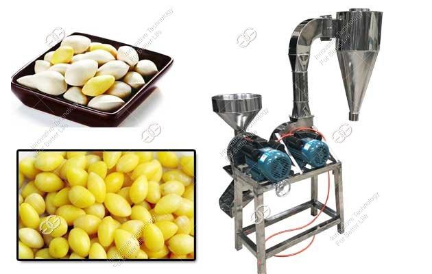 Ginkgo Sheller Machine