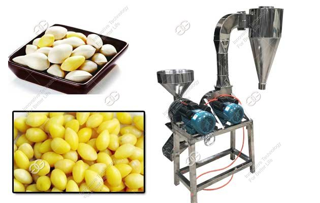 ginkgo seed shelling machine