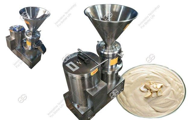 cashew cream grinder machine