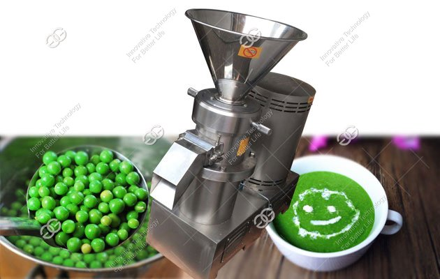 split peas grinder machine