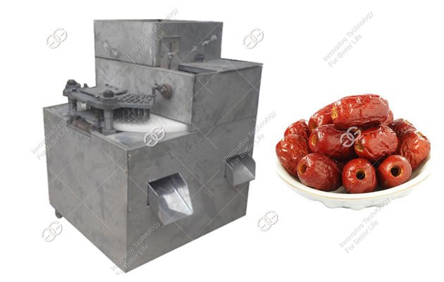 Dates Seed Removing Machine