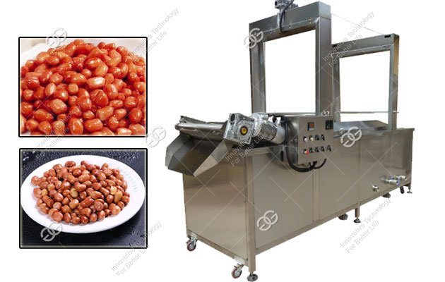 Peanut Frying Processing Line