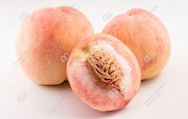 remove peach core