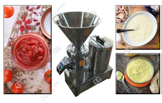 grinding machine for tomato, ginger, garlic