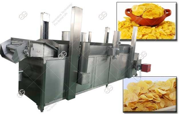chifles fryer machine ecuador
