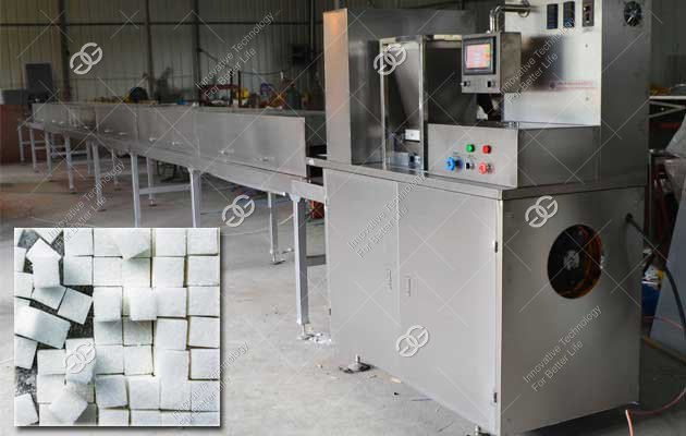 sugar cube making machine supplier