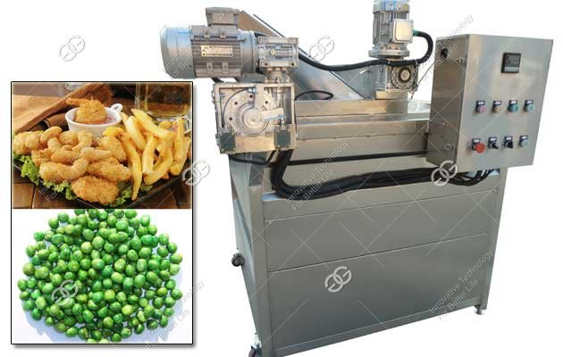 deep fryer machine for fried food
