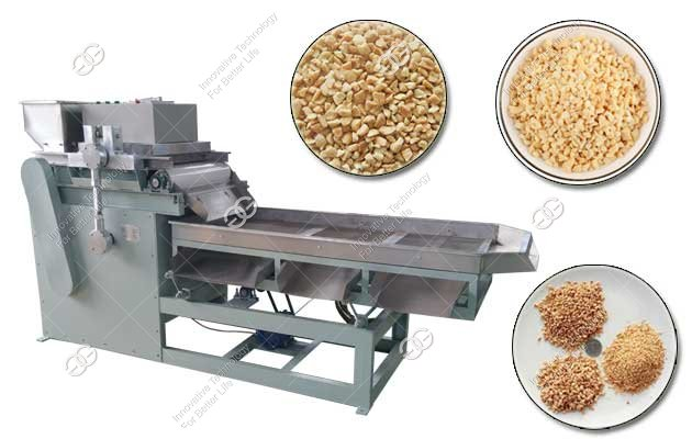 introduction of peanut chopping machine