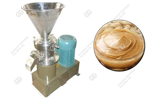 how much of nuts grinding machine