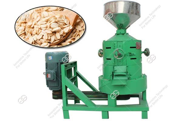 low price oat peeling machine