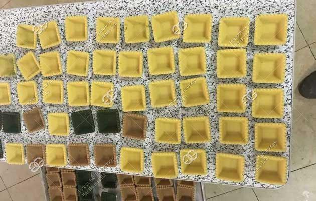 Machine Making Egg Tart Shells