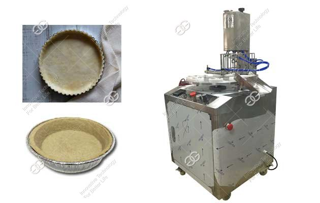 Automatic Egg Tart Shell Machine